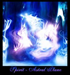 Spirit - Astral Plane by Silverhyren
