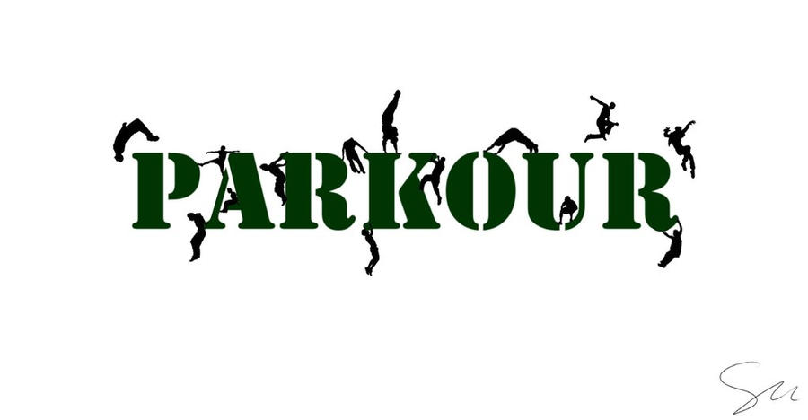 Parkour Wallpaper By ShadedCracken