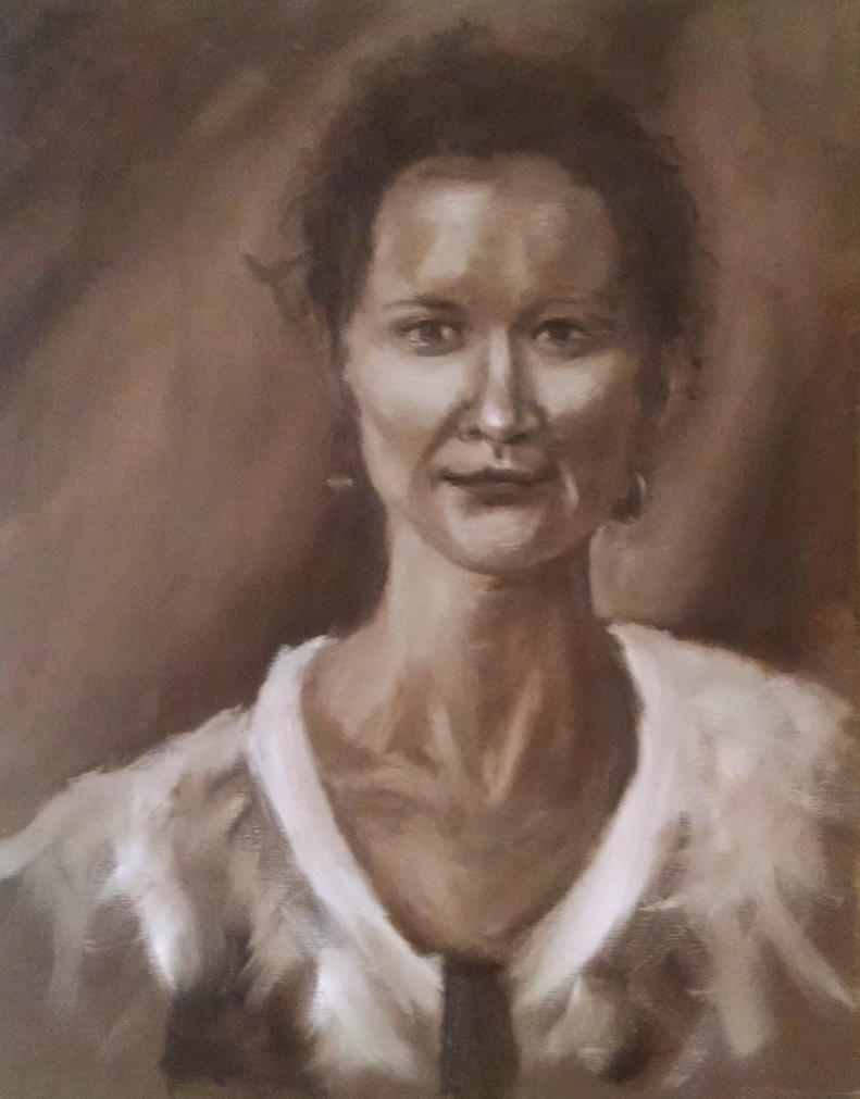 Portrait 02 by ShadedCracken