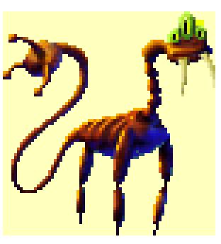 Skorpussy (pixeled) by selmiak
