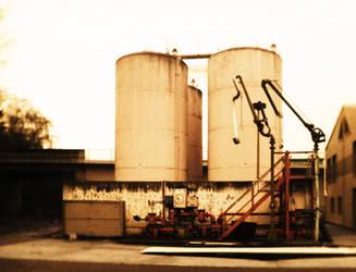 Industrial Udder by selmiak