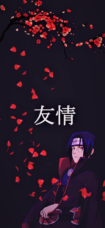 Lock Screen Kakashi Iphone Wallpaper