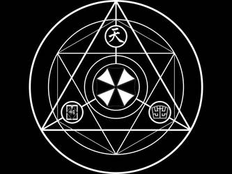 Alchemic umbrella by Genocide-Phoenix