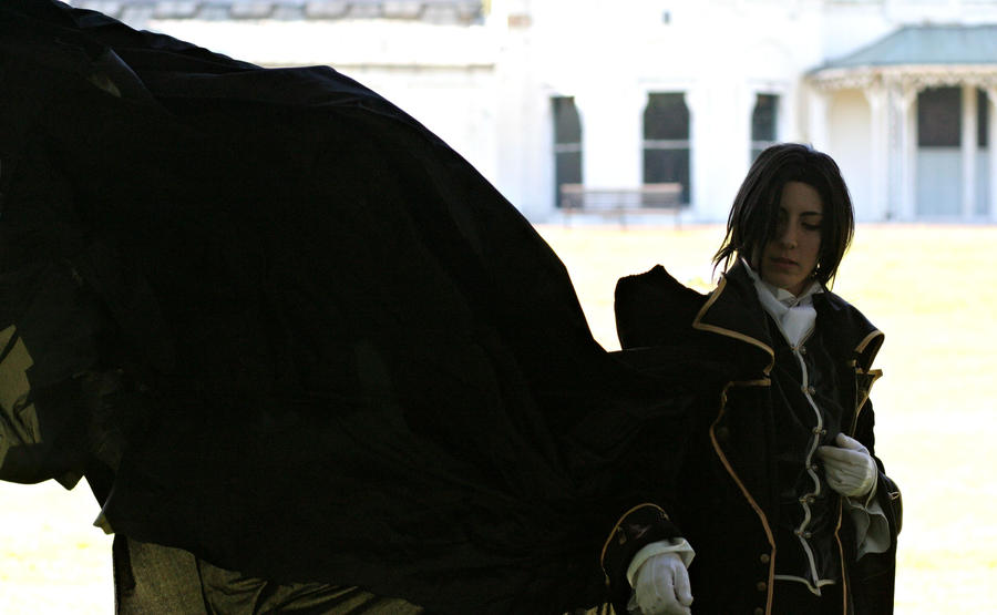 Pandora Hearts - Baskerville by Sky-Hat