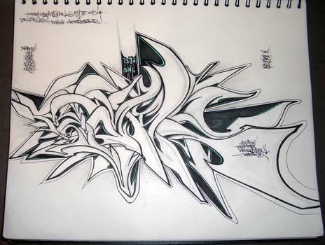 peaks sketch 005