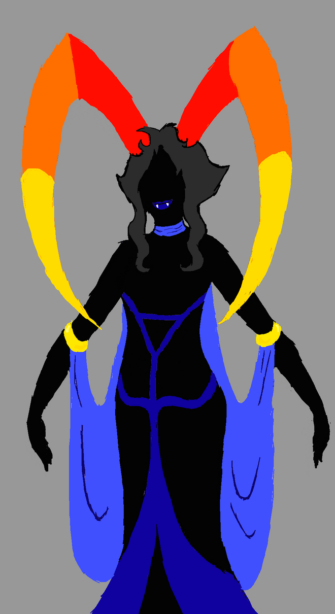Fantroll Ancestor by Apricots-from-Nara on DeviantArt