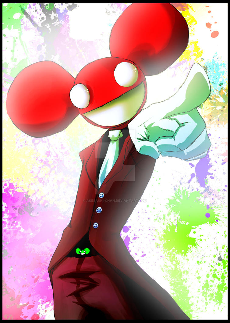 deadmau5 by Akebashi-chan