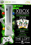 xbox tournament flyer