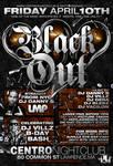 Black Out Flyer