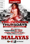 throwdown thursdays new flyer