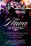 Flava Thursdays Flyer