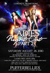 ladies night  part ii flyer