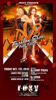 DV8 fashion show  fall Flyer