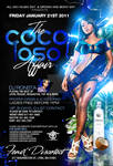 the cocoloso affair flyer