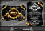 rumba ent business card