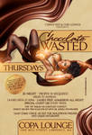 Chocolate Wasted Flyer