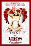 Pre Valentines Day flyer