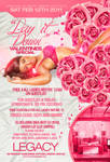 lay it down valentines flyer