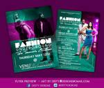 fashion underground flyer