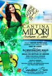 midori fashion event flyer
