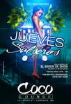 Jueves Salseros flyer
