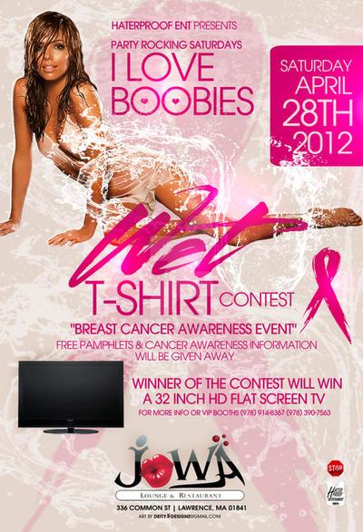 Wet tshirt contest flyer by deitydesignz on deviantart for T shirt design contest flyer
