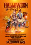 Halloween Party - flyer