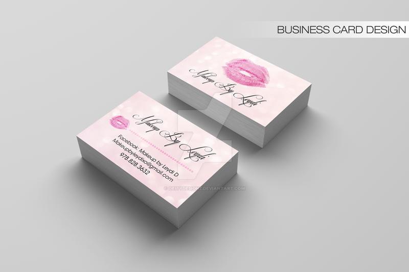 Makeup business card design by deitydesignz on deviantart makeup business card design by deitydesignz colourmoves