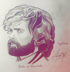 tyrion by hefro50
