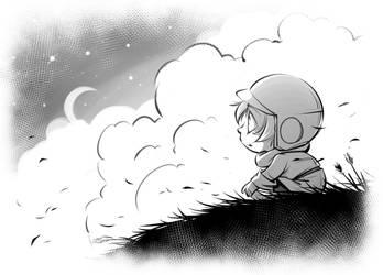 Waiting by Nunumii