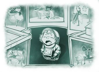 Sky Rover page 30 - He got to know by Nunumii
