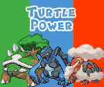 Turtle Power by tonimich