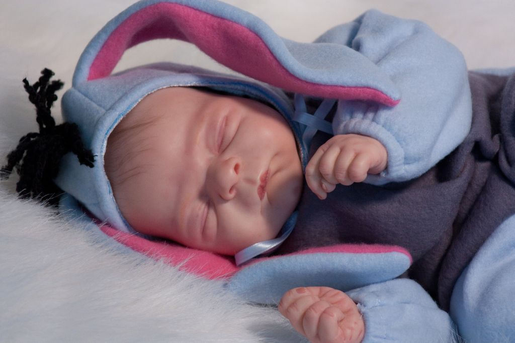 Reborn Baby Eeyore-6 by MomTooThree
