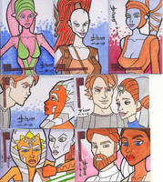 Star Wars Clone Wars 1 by howardshum