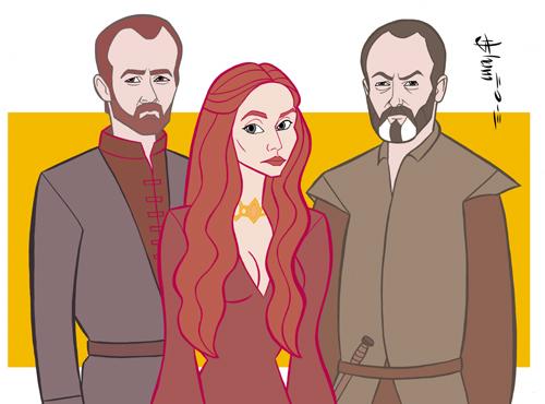 Game of Thrones - Dragonstone by howardshum