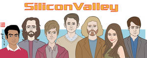 Silicon Valley by howardshum