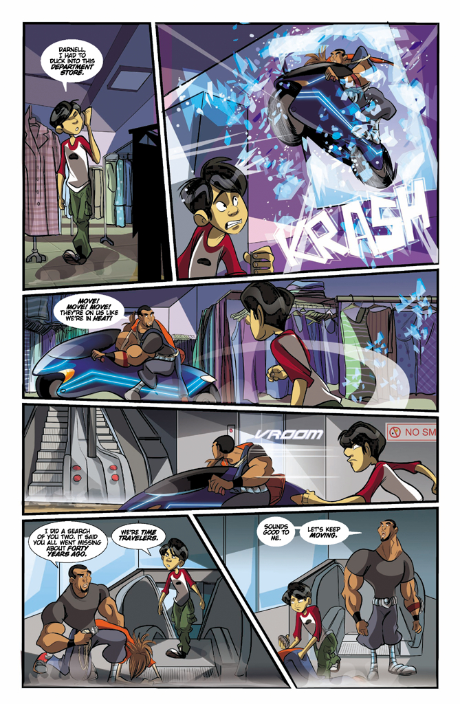 Supertemporal page 83 by howardshum