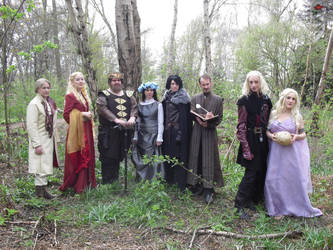 Forest of Westeros by Sephirayne