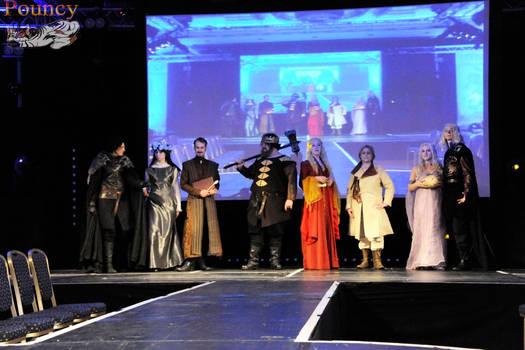 Performance of Thrones