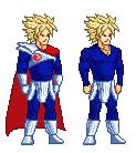 Pixel Louis - Little Fighter 2 by HousseM8