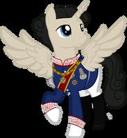 King Ludwig II of Bavaria (Pony Vector) by Neutron-Quasar