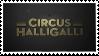 Circus Halligalli Stamp by Neutron-Quasar