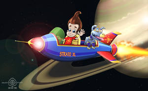 Jimmy Neutron by Neutron-Quasar