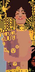 Pixel art (masterpiece series) by joojaebum