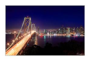 SF Skyline by cedrus