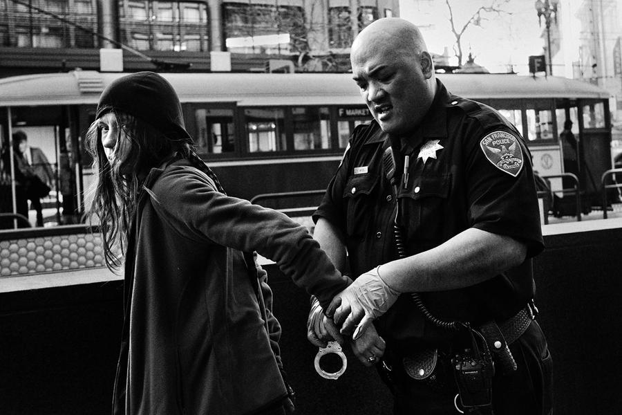 Arrest by cedrus