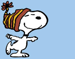Snoopy by cedrus