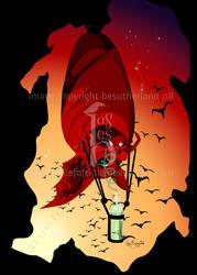 vampire.bat by thiefoftime