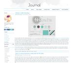 Watercolour Wordpress theme