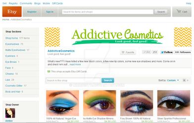 Addictive Cosmetics Etsy Mockup